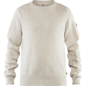 Fjällräven Greenland Re-Wool Crew-Neck Men chalk white